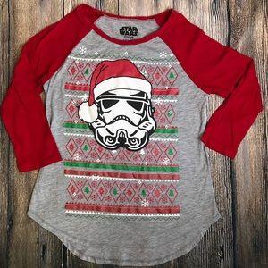 Star Wars Christmas shirt